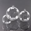 GLASSKULE FLAT 10CM 1