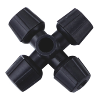 Micro sprinkler FJW6007B svart